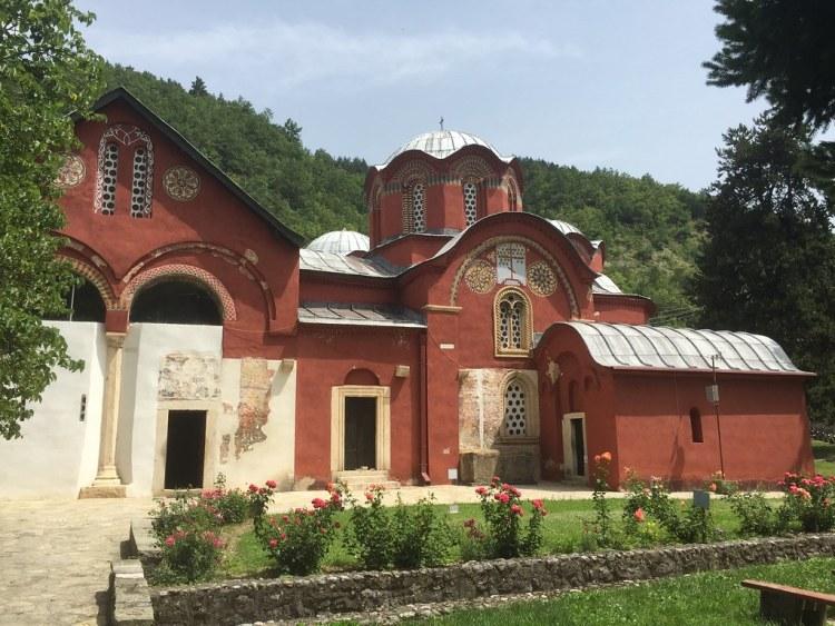 Patriarchate of Peć Monastery, Kosovo