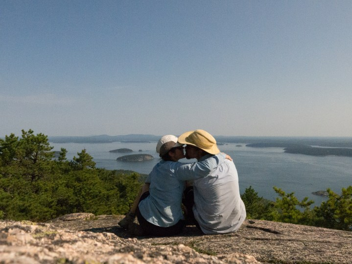 View from the top of Precipice