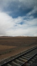 Rail Line from Xining to Lhasa
