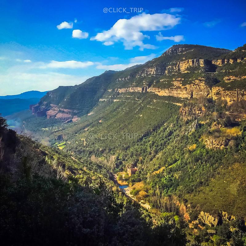 Valle del Tenes · Sant Miquel del Fai · Click_Trip ·