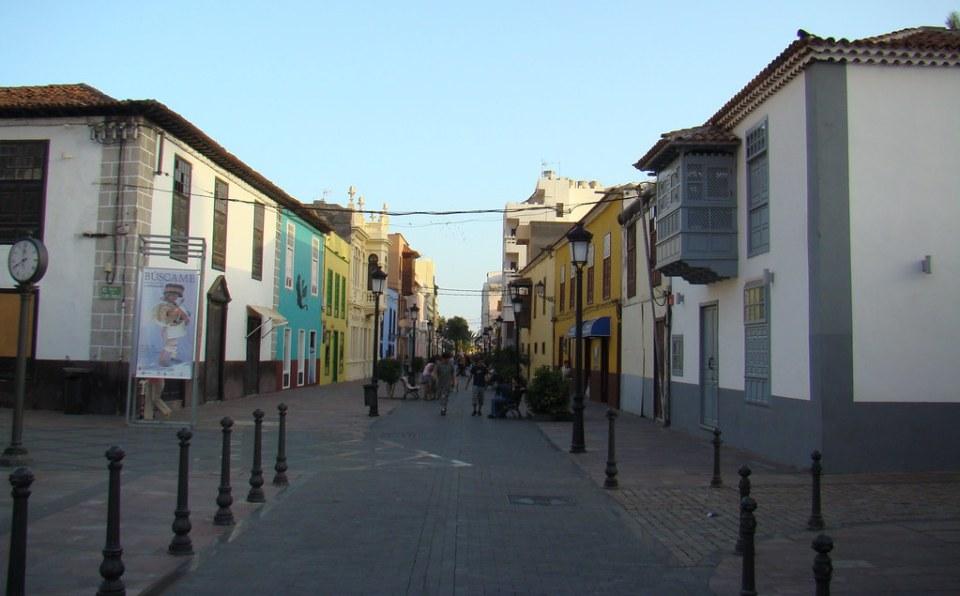 San Sebastian de La Gomera Calle Real 32