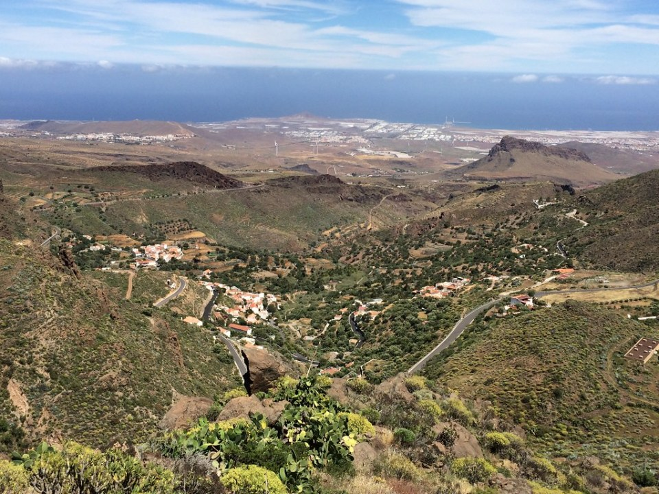 Temisas panoramica Isla de Gran Canaria 41