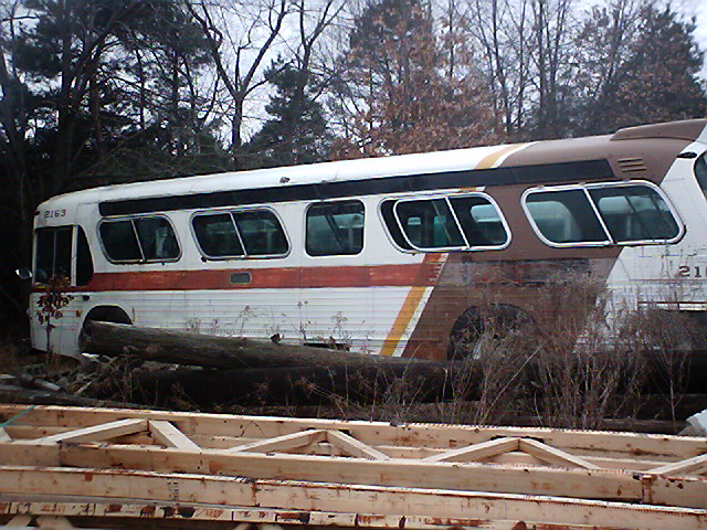 Old Transpo 1971, 35x96, GMC New Look, 1