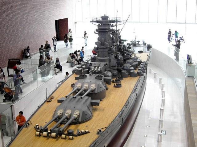 "Battleship ""YAMATO"" (大和)"
