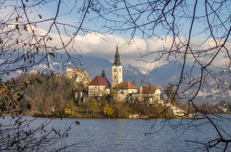 Wonderland - Lake Bled