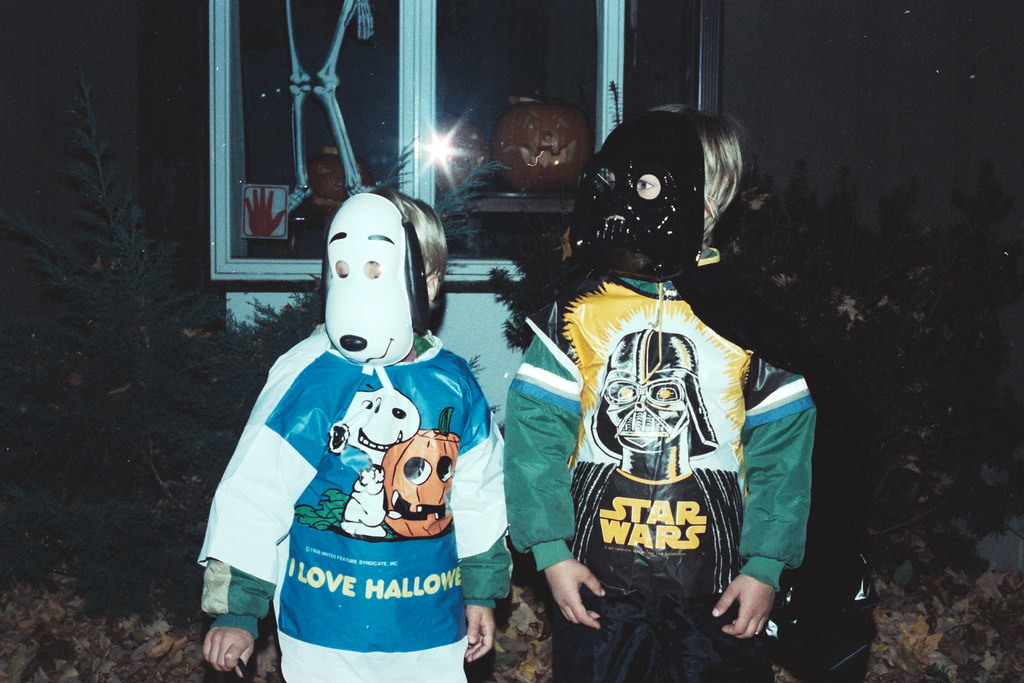 (48) 1903 Oakland (Halloween) - Mark & Aaron 10.31.80