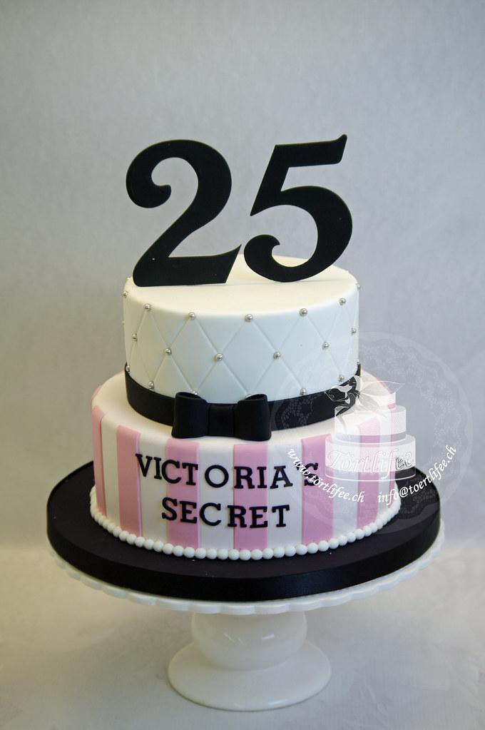 Victoria S Secret Cake Tortlifee Eliane Rohr Flickr