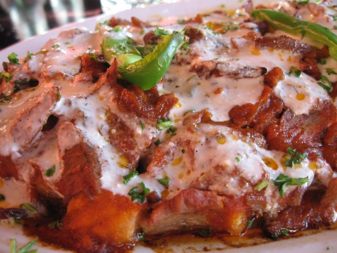 Image result for iskender kebab