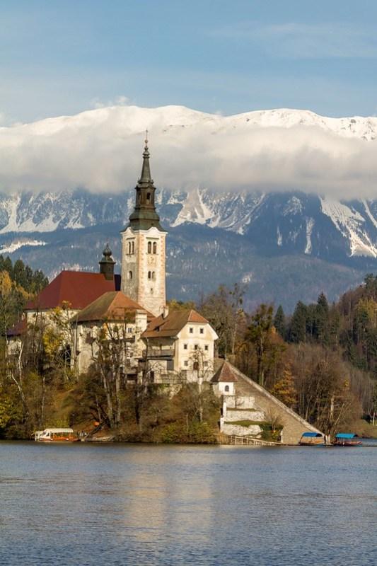 Beauty of Lake Bled