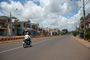 Stadt-Ausfahrt Buon Ma Thuot