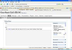 PHP Warning in WordPress