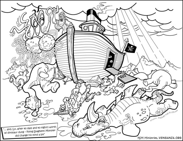 noah and the ark coloring pages # 19