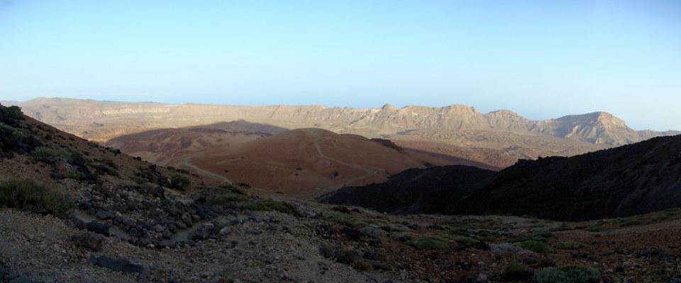 Subida a la cima del Teide Parque Nacional Patrimonio de la Humanidad Isla de Tenerife Islas Canarias 55