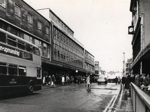 High Street Birmingham 1971 - a photo on Flickriver