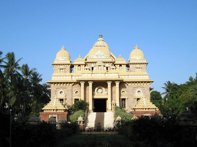 Sri Ramakrishna Universal Temple, Mylapore, Chennai