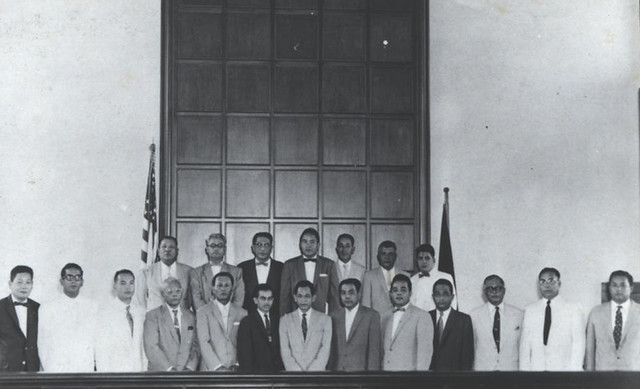 The 5th Guam Legislature, 1959