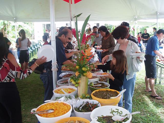Fiesta Table