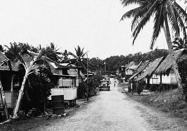Merizo (Malesso') Street, 1930s