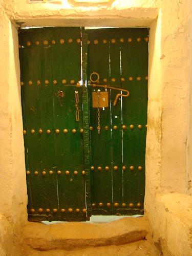 Ciudad Antigua de Gadames desierto Sahara Libia 40