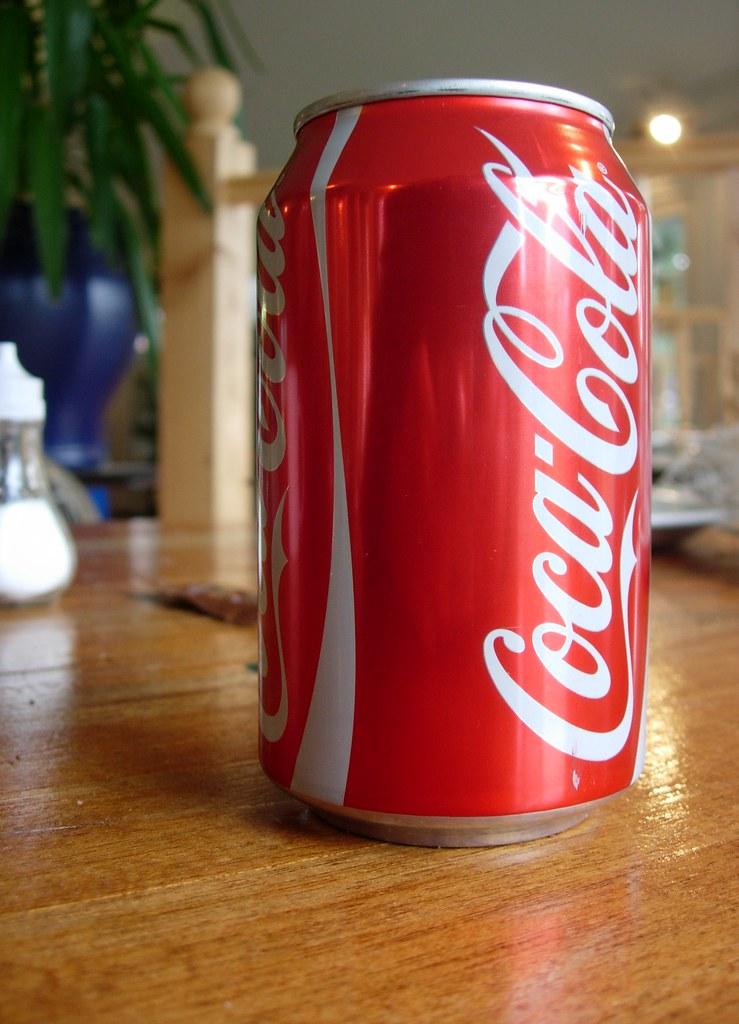 Coca Cola Tin The Coca Cola Company Can Contact Me In