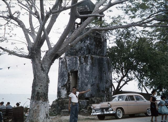 Kampanayun Malesso, 1958