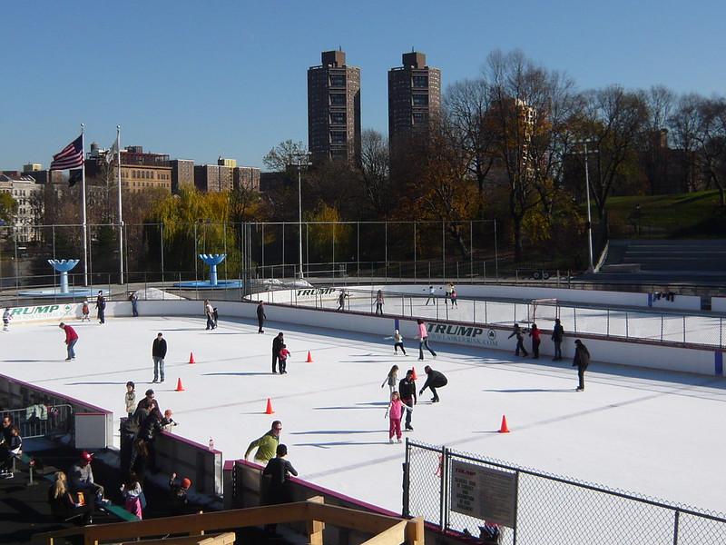 Lasker Skating Rink