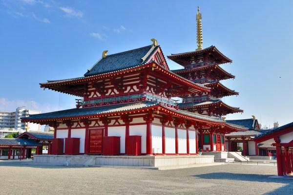 Shitenno-ji (2018)