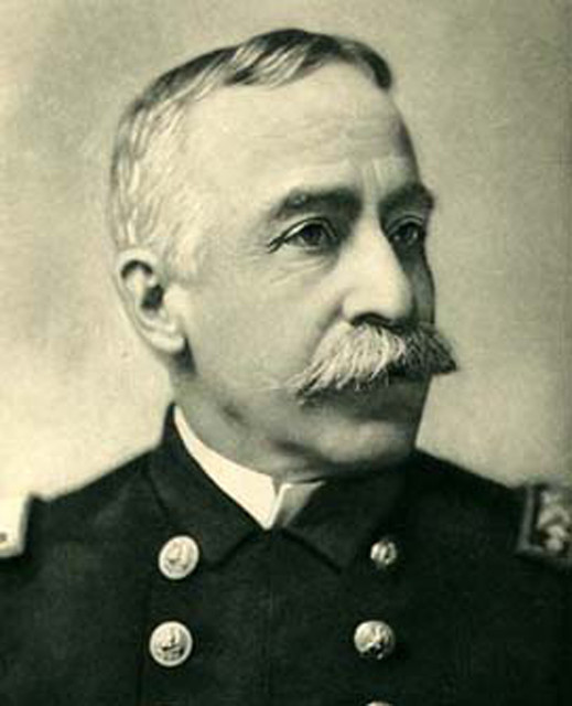 Commodore George Dewey