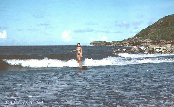 Surfer Girl, 1960s