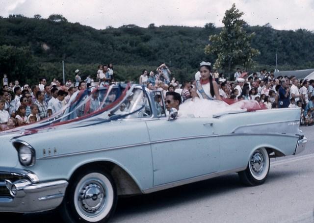 Liberation Day Parade, 1958