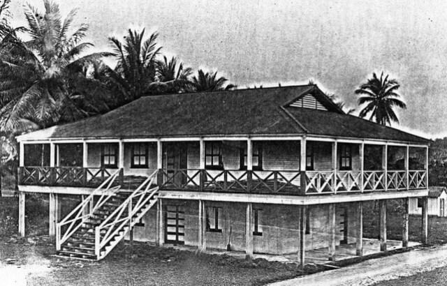 Susana Hospital, 1930s