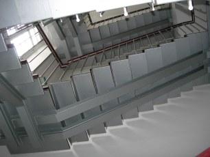 Stairs at Hotel do Colegio