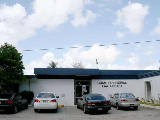 Guam Law Library