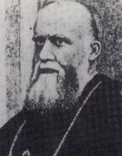 Bishop Agustín José Bernaus y Serra