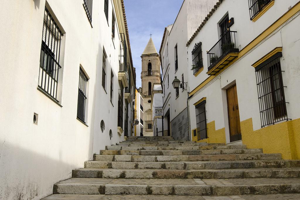 Streets of Jerez La Frontera