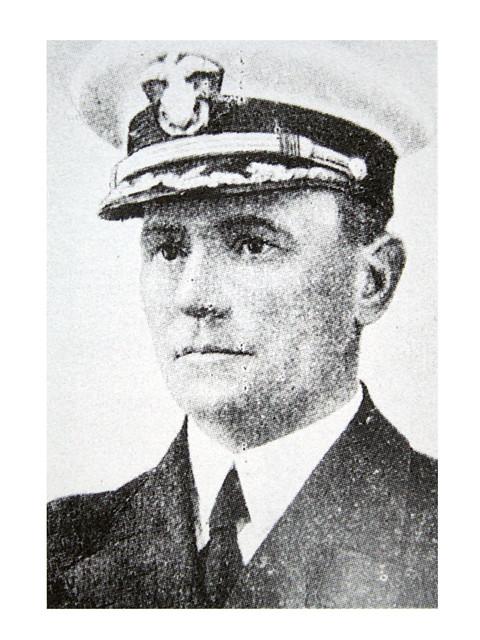 Captain George A. Alexander