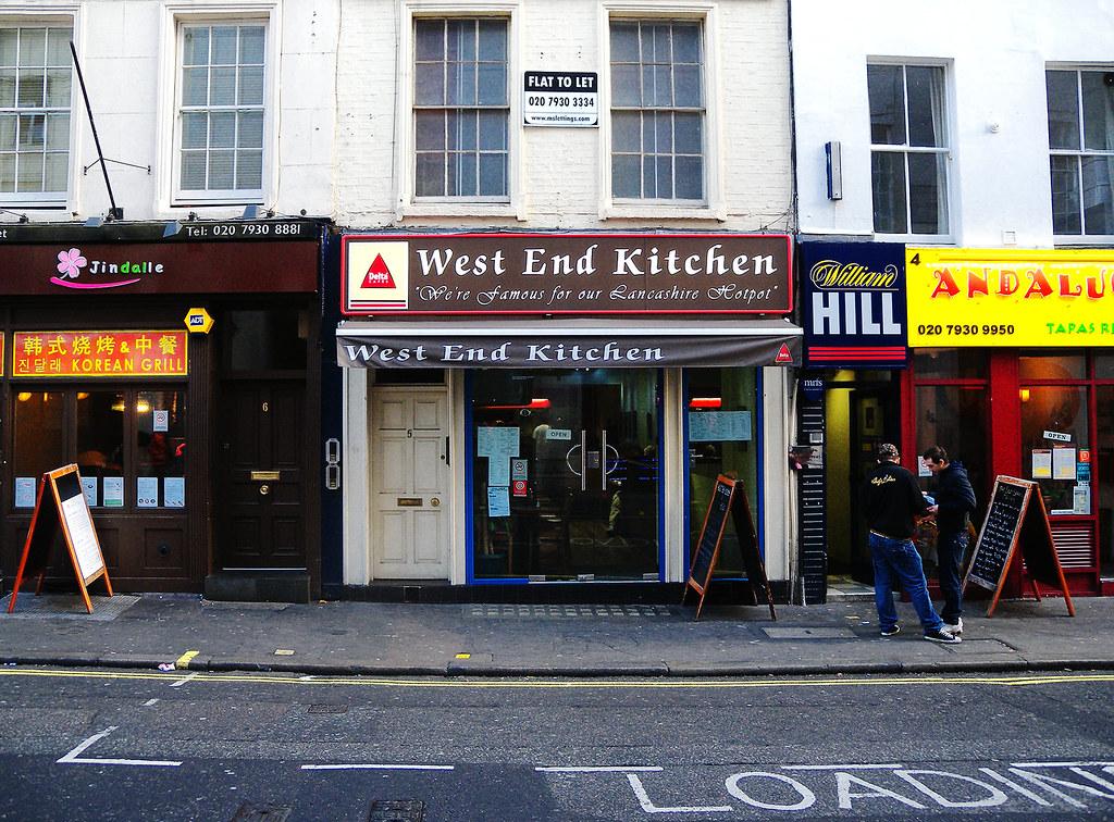 Cheap Eats West End
