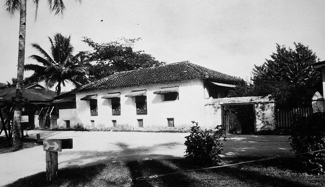 Mamposteria House