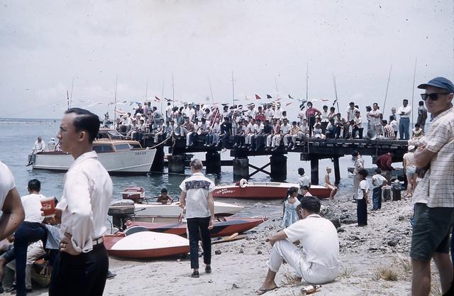 Fiestan Tasi, 1958