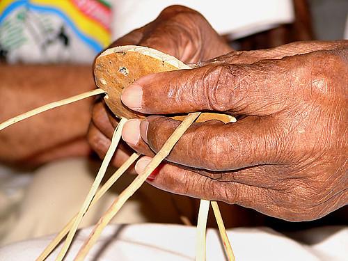 Mostra de Capoeira Angola - Oficina de Caxixi