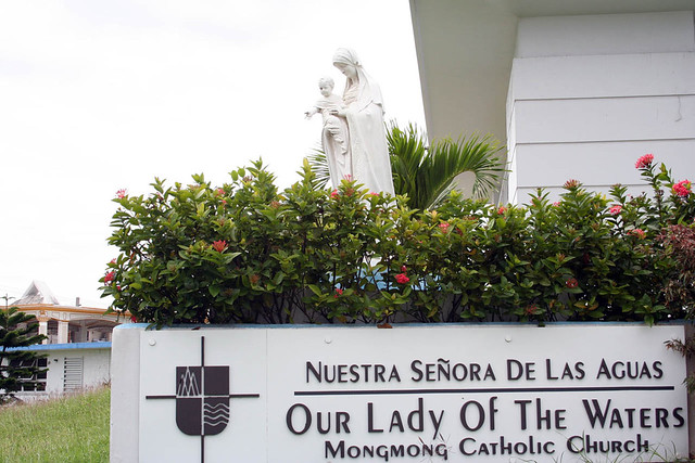 Our Lady of the Waters