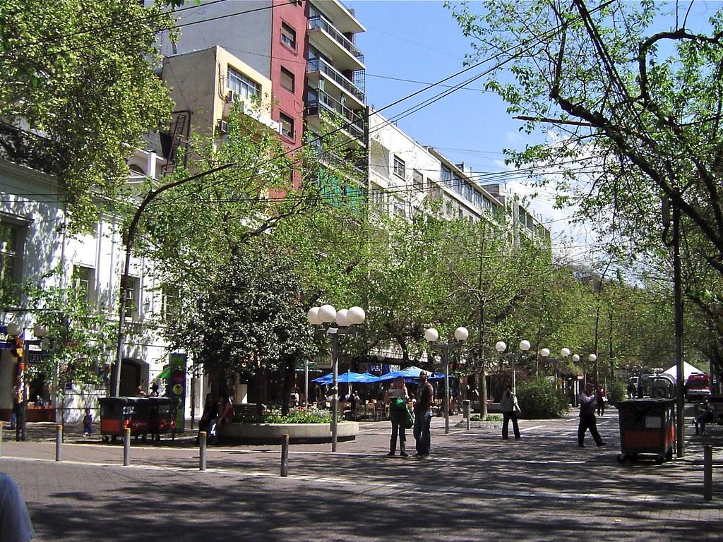 Centro de Mendoza, Argentina | Alberto Gonzalez | Flickr