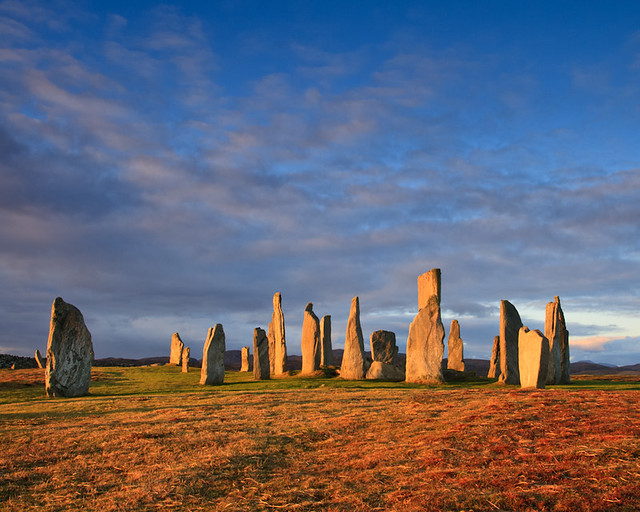 Early Morning at Callanish Standing Stones II