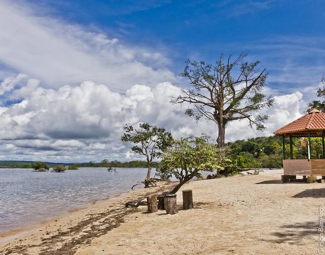 Tupé Beach (Praia Nacional do Tupé)
