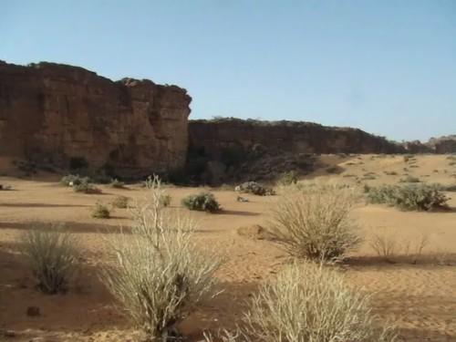 video desierto Sahara Pais de los Dogones Mali