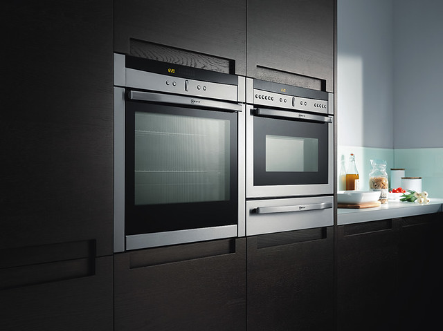 neff single oven microwave combination