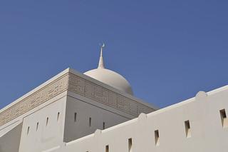 Sayyida Mazoon Bint Ahmed Mosque, Oman. | Dhanika Ranasinghe | Flickr