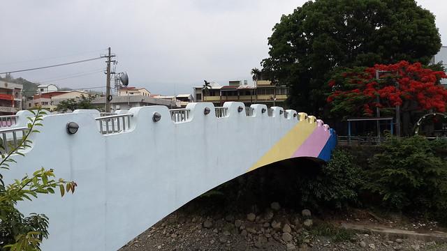 Bridge at Jiaxian District