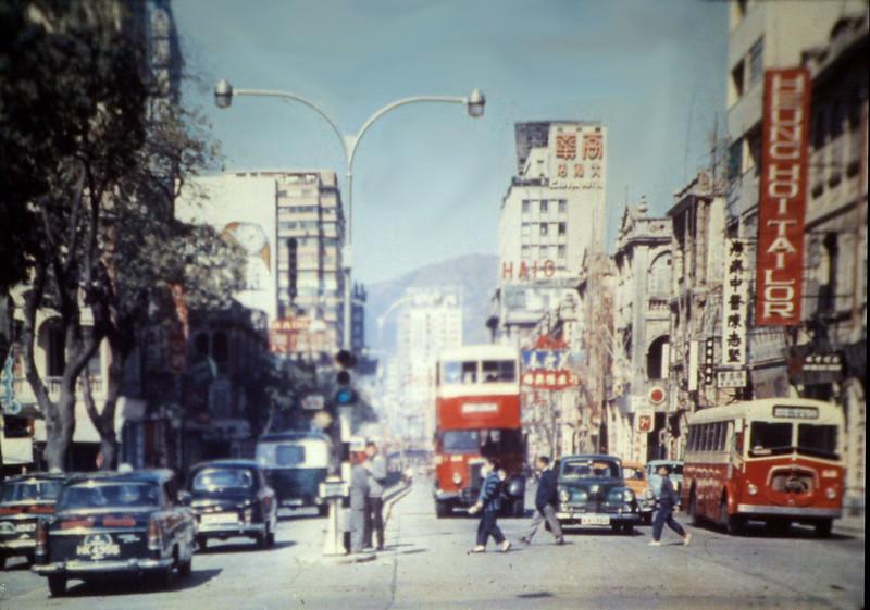 1950s Nathan Road Jordan section 3