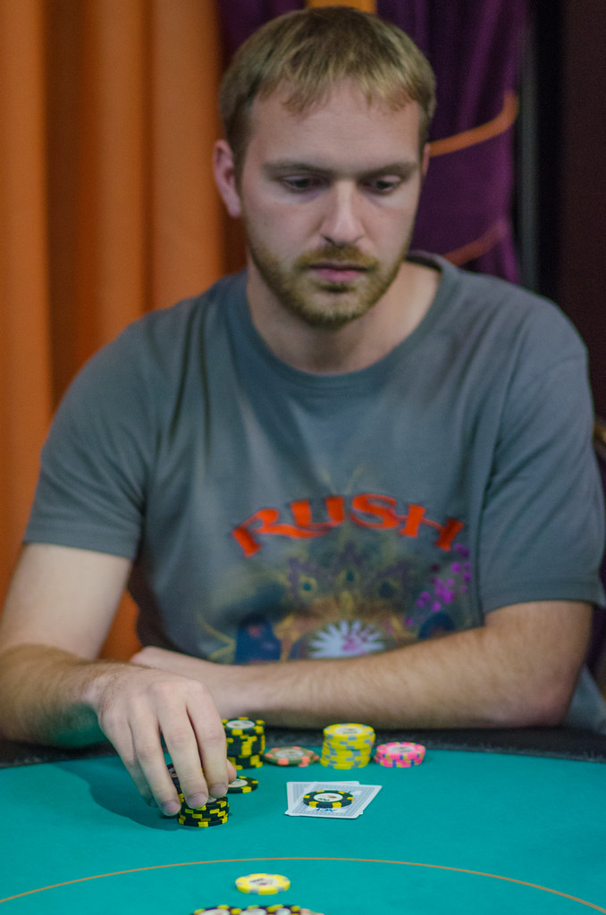 Mike Watson (Day 2) | World Poker Tour | Flickr